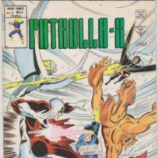 Cómics: PATRULLA X. VOL.3 Nº 33.. Lote 31568698