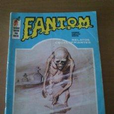 Cómics: FANTOM, COMIC TERROR DE EDITORIAL VERTICE. DEL AÑO 1972. Lote 31596193