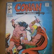 Cómics: CONAN VOL.02 Nº 24. VÉRTICE, 1974.. Lote 31614251