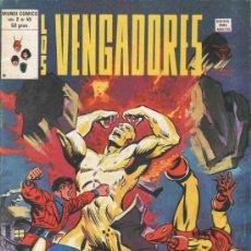 Cómics: VERTICELOS VENGADORES VOL 2 N° 45. Lote 31655568