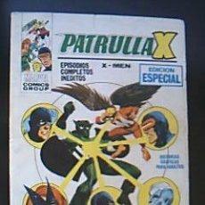 Cómics: MARVEL COMICS GROUP. PATRULLA X Nº 13: DOS TITANES, FRENTE A FRENTE. EDICIONES VÉRTICE, 1970. Lote 31689277