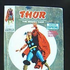 Cómics: MARVEL COMICS GROUP. THOR Nº 12: ¡TODOS CONTRA MI! VÉRTICE. EDITADO EN 1971. . Lote 31689372
