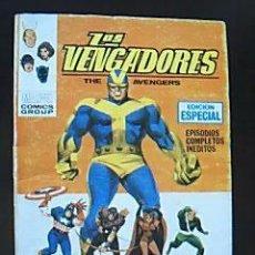 Cómics: MARVEL COMICS GROUP. LOS VENGADORES Nº 12 : UN GOLIAT ENTRE NOSOTROS. EDICIONES VÉRTICE 1970. . Lote 31692544