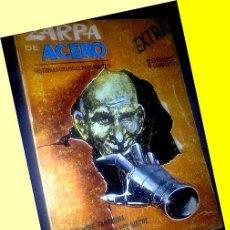 Cómics: COMIC ANTIGUO VERTICE. ZARPA DE ACERO. EXTRA 5. 1966. 20 PTS. 3 EPISODIOS COMPLETOS.. Lote 31712721