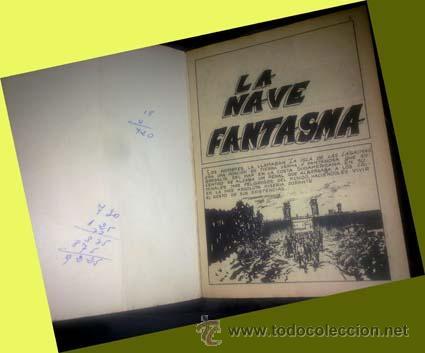 Cómics: COMIC ANTIGUO VERTICE. ZARPA DE ACERO. EXTRA 5. 1966. 20 PTS. 3 EPISODIOS COMPLETOS. - Foto 2 - 31712721