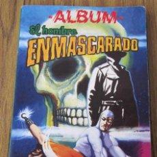 Cómics: ALBUM .. EL HOMBRE ENMASCARADO .. Nº 4 – EV. Lote 31727029