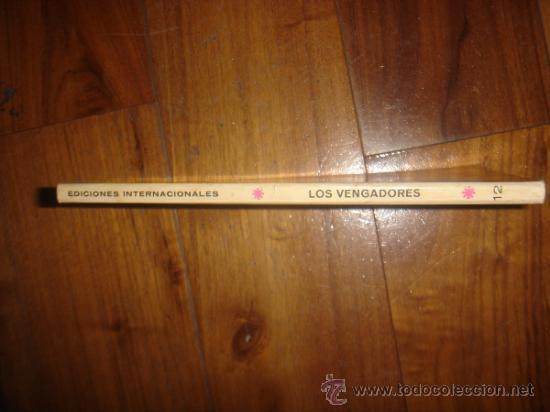 Cómics: LOS VENGADORES, VÉRTICE, VOLUMEN 1, NÚMERO 12, UN GOLIAT ENTRE NOSOTROS, AÑO 1969 - Foto 2 - 31734687