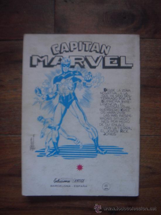 Cómics: LOS VENGADORES, VÉRTICE, VOLUMEN 1, NÚMERO 16, LOS ULTROIDES ATACAN, AÑO 1969 - Foto 4 - 31734907