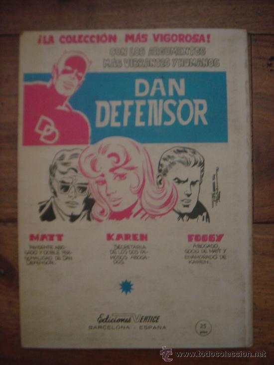Cómics: LOS VENGADORES, VÉRTICE, VOLUMEN 1, NÚMERO 12, UN GOLIAT ENTRE NOSOTROS, AÑO 1969 - Foto 3 - 31734687