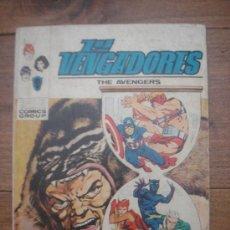 Cómics: LOS VENGADORES, VÉRTICE, VOLUMEN 1, NÚMERO 36, LA LEGIÓN LETAL, AÑO 1972. Lote 31741426