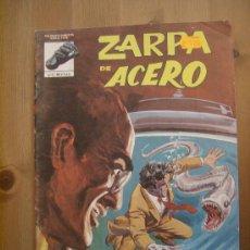 Cómics: ZARPA DE ACERO Nº 05. MUNDICOMICS, 1981.. Lote 31798796