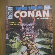Cómics: CONAN VOL.01 Nº 41. VÉRTICE, 1974.. Lote 31801650