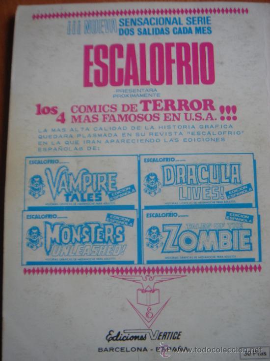 Cómics: LOS VENGADORES, VÉRTICE, VOLUMEN 1, NÚMERO 51, UN NUEVO MIEMBRO DEL GRUPO, AÑO 19741974 - Foto 5 - 31800275
