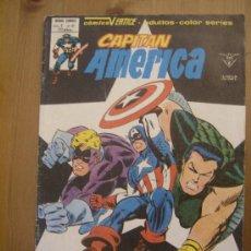 Cómics: CAPITÁN AMÉRICA VOL.03 Nº 41. VÉRTICE, 1979.. Lote 31806758