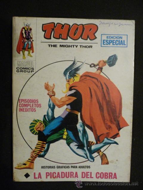THOR. Nº 14. VÉRTICE. TACO. 25 PTAS (Tebeos y Comics - Vértice - Thor)