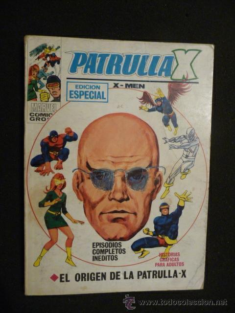 PATRULLA X. Nº 31. VÉRTICE. TACO. 25 PTAS. (Tebeos y Comics - Vértice - Patrulla X)