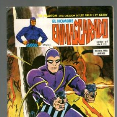 Comics: EL HOMBRE ENMASCARADO Nº 5 VOL. 2 *** COMICS - ART *** VERTICE. Lote 31883031