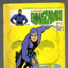 Cómics: EL HOMBRE ENMASCARADO Nº 55 ** COMICS - ART ** VERTICE **. Lote 31902934
