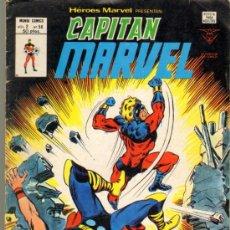 Cómics: TEBEOS-COMICS GOYO - CAPITAN MARVEL Nº 58 - HEROES MARVEL V2 CON THOR *AA99. Lote 31918832