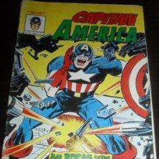 Cómics: CAPITAN AMERICA Nº 3. MUNDI COMICS. VERTICE.. Lote 31945506