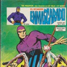 Cómics: EL HOMBRE ENMASCARADO V.2 Nº 16. VÉRTICE.. Lote 32098502