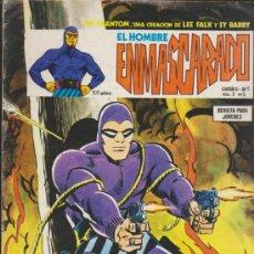Comics: EL HOMBRE ENMASCARADO V.2 Nº 5. VÉRTICE.. Lote 32098511