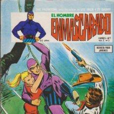 Cómics: EL HOMBRE ENMASCARADO V.2 Nº 3. VÉRTICE.. Lote 32098520