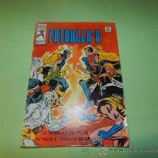 Cómics: (M-15) PATRULLA X , V. 3 NUM 22 , EDC VERTICE1976 , SEÑALES DE USO. Lote 32116322