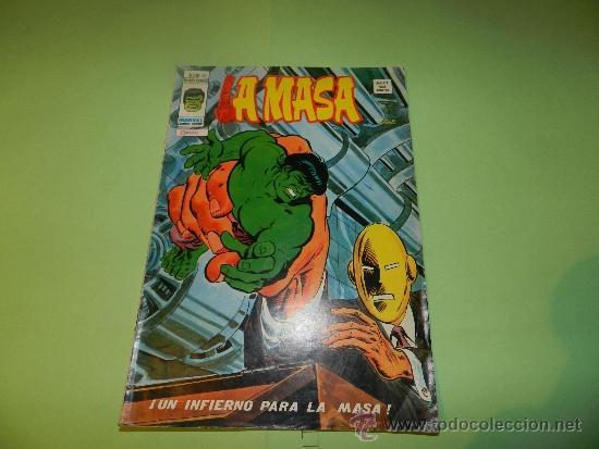 (M-15) LA MASA V.3 NUM 25 - EDC VERTICE 1976 - SEÑALES DE USO (Tebeos y Comics - Vértice - La Masa)