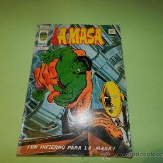Cómics: (M-15) LA MASA V.3 NUM 25 - EDC VERTICE 1976 - SEÑALES DE USO. Lote 32116480