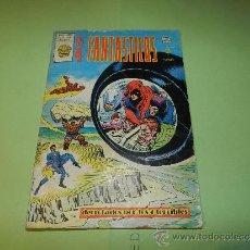 Cómics: (M-15) LOS 4 FANTASTICOS VOL 3 NUM 21 - EDC VERTICE 1977 - PEQUEÑAS ROTURITAS. Lote 32116529
