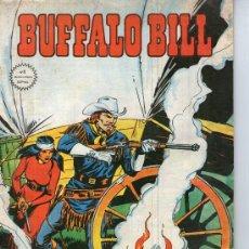 Cómics: BUFFALO BILL Nº 8 - LA VENGANZA DE LA SERPIENTE. Lote 32144016