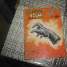 Cómics: ZARPA DE ACERO V 1 Nº 1,PRIMERA EDICION 160 PAGINAS. Lote 104973628