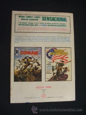 Cómics: EL PLANETA DE LOS MONOS - V.2 Nº 20 - LA SOCIEDAD DEL PSICODROMO - VERTICE - - Foto 8 - 32296756