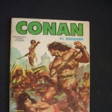 Cómics: CONAN EL BARBARO - EXTRA 1 - MUNDI-COMICS - . Lote 32316555