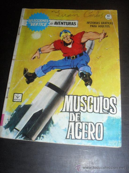 SELECCIONES VERTICE DE AVENTURAS Nº 4. COMICS VERTICE. (Tebeos y Comics - Vértice - Otros)