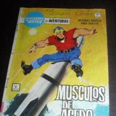 SELECCIONES VERTICE DE AVENTURAS Nº 4. COMICS VERTICE.