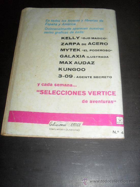 Cómics: SELECCIONES VERTICE DE AVENTURAS Nº 4. COMICS VERTICE. - Foto 4 - 32375966