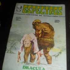 Cómics: ESPECTROS Nº 11. HISTORIAS DE ULTRATUMBA. DRACULA. TERROR. VERTICE.. Lote 32369444