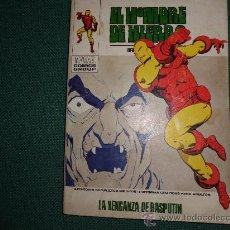 Cómics: EL HOMBRE DE HIERRO Nº 29 VERTICE VOL 1 V I. Lote 32388901