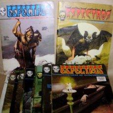 Comics: RESERVADO - ---- ESPECTROS 2 4 10 12 13 20 – ED VERTICE – MUY BUEN ESTADO. Lote 134814942