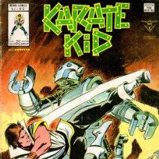 Cómics: COMIC DE KARATE KID Nº 3 - LUCHA DECISIVA CON EL COMENADANTE BLUD - . Lote 32525280