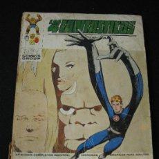 Cómics: VERTICE LOS 4 FANTASTICOS - EL SECRETO DE LOS ETERNOS. Lote 32529091