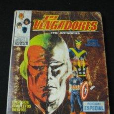 Cómics: VERTICE LOS VENGADORES - LAGRIMAS DE ANDROIDE - EDICION ESPECIAL. Lote 32529161