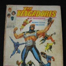 Cómics: VERTICE LOS VENGADORES - LA FURIA DE GOLIAT. Lote 32529225