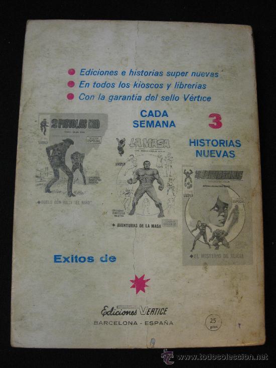 Cómics: VERTICE LOS VENGADORES - LA FURIA DE GOLIAT - Foto 2 - 32529225