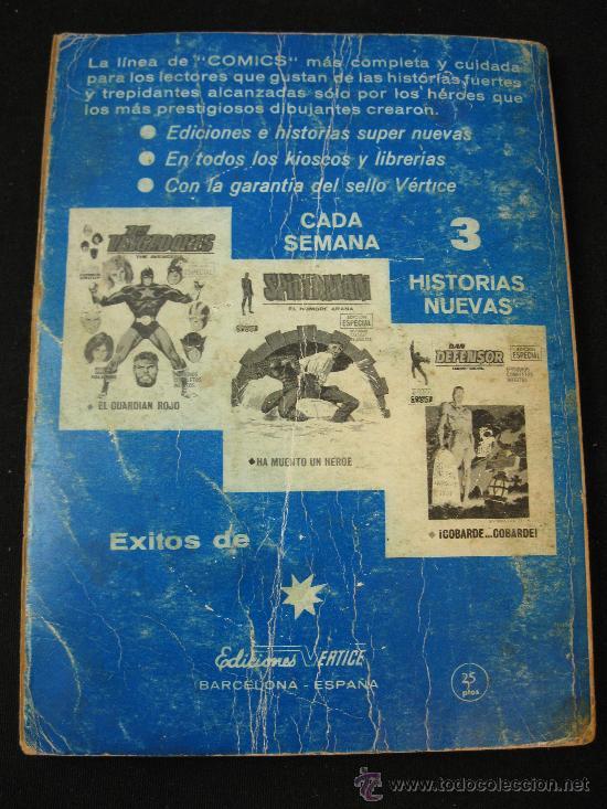 Cómics: VERTICE LOS VENGADORES - LAGRIMAS DE ANDROIDE - EDICION ESPECIAL - Foto 2 - 32529161