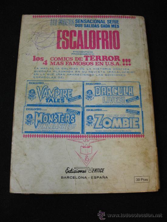Cómics: VERTICE LOS 4 FANTASTICOS - EL SECRETO DE LOS ETERNOS - Foto 2 - 32529091