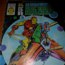 Cómics: EL HOMBRE DE HIERRO, HEROES MARVEL V.2 N' 64. Lote 32732966