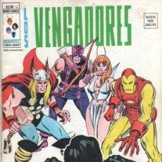 Cómics: LOS VENGADORES V 2 Nº 12 VERTICE 1975. Lote 32713631